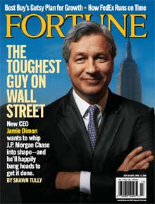 Jamie Dimon: Obama's Favorite Bankster